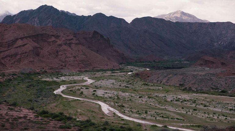 La belleza de los valles Calchaquies