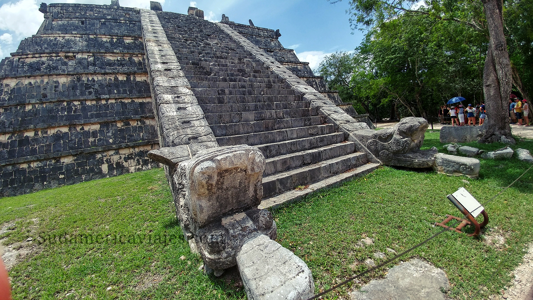 Chichen_Itza_Quintana_Roo_Yucatan_Mexico_Maya_Sitio_Arquelógico
