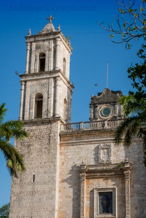 Mexico_Quintana_Roo_Yucatan_Valladolid_Iglesia_San_Gervasio